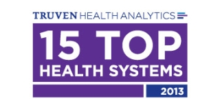 Truven Health Analytics 15 top systems 2013